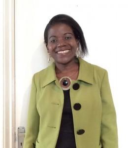 Pastor Olivia Zavare