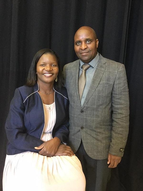 Pastor Loid and Tokozani